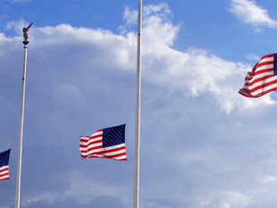 Ky. Flags Lowered For Fallen Firefighters