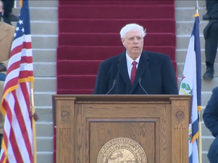 Governor Jim Justice Sworn in For 2nd Term