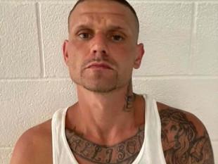 Man Arrested In Chapmanville Sun, Making Terroristic Threats