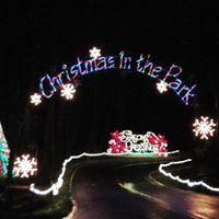 Christmas in the Park Begins Thursday