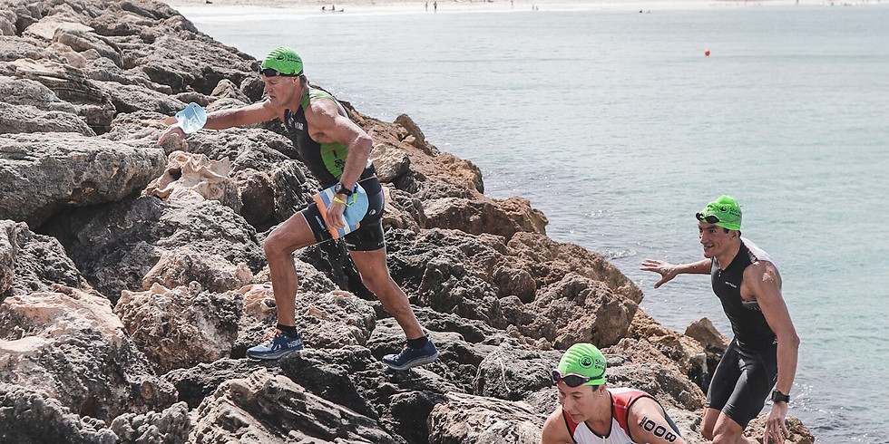 Shoreline SwimRun Race # 3 - North Cottesloe