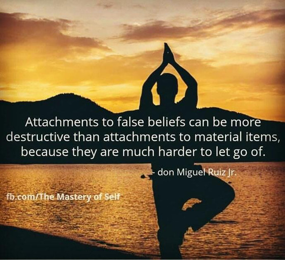 Attachments & Their Destruction