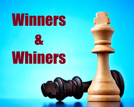 Winner & Whiners