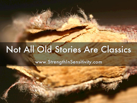 Is Your Story A Classic?