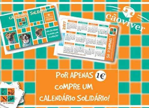 Calendário Solidário