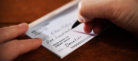 Legitimate Tax-Deductible Charity or Scam