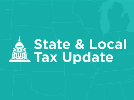 State Tax Updates