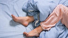 Sindrome delle gambe senza riposo ed emicrania con aura