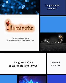 New Issue of Illuminate, an undergraduate research journal, published.