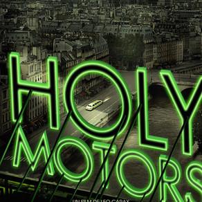 Artículo Holy Motors en el Número 2 de Revista Cinergia.