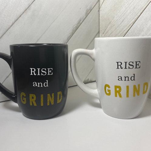Rise and Grind Mug