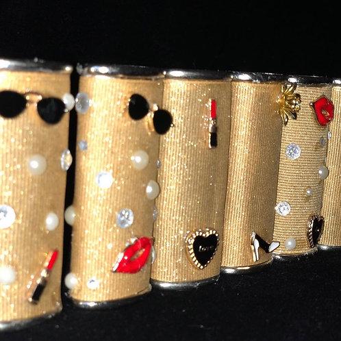 Bedazzled Lighter Case