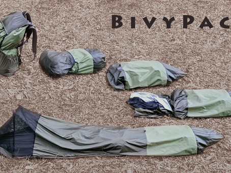 The BivyPack Kickstarter was a success!