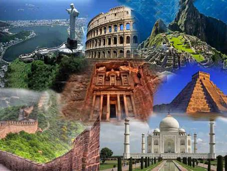 Dünyanın Yeni YEDİ HARİKASINA Yolculuk