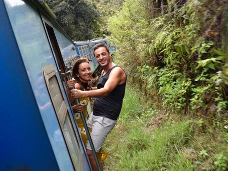SRİ LANKA Gezi Notları 1: Trenden Bol Sarkmalı Kandy-Ella yolculuğu