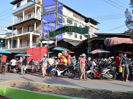 Güneşin peşinde 1 - MYANMAR'a geçiş