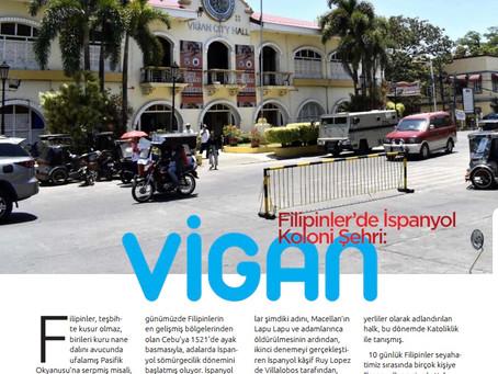 Filipinler'de İspanyol Koloni Şehri: VİGAN
