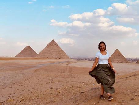 Eski Mısır Medeniyeti İzinde - 2 - Mısır Piramitlerinde bir gün