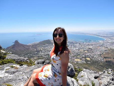 Renklerin şehri Cape Town