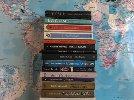 15 Ülke, 15 Kitap