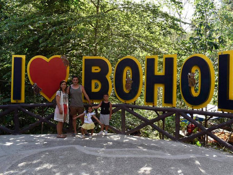 Filipinler Yazı Dizisi 3 - BOHOL adası