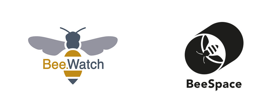 Bee logos