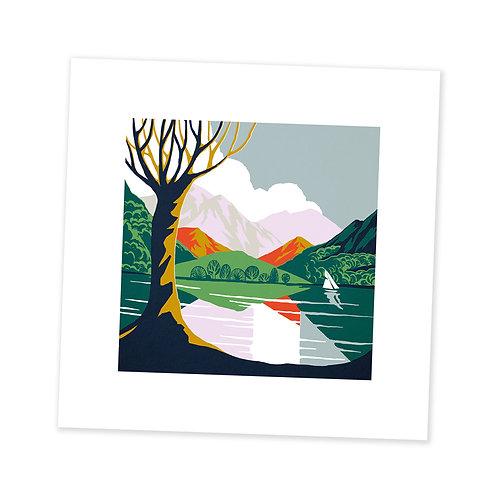 Windy-mere print
