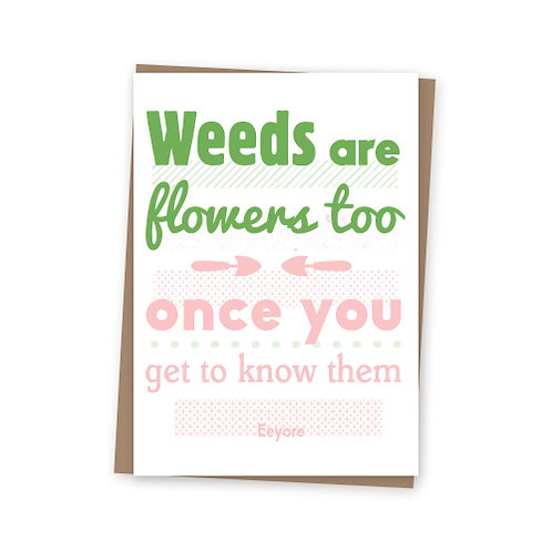 Flowers Too card