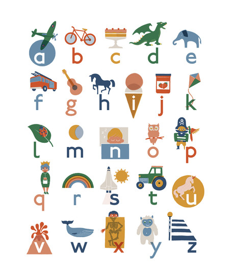 The Thinking Child's Alphabet