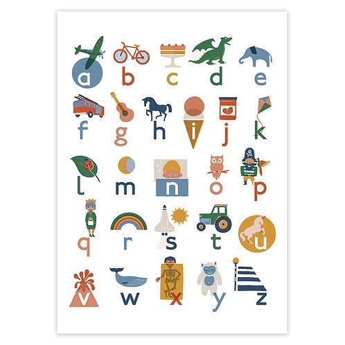 The Thinking Childs Alphabet