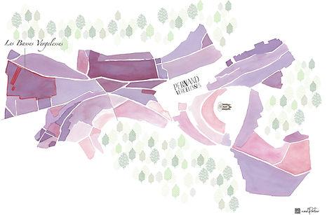 Carte Rouge vergelesses Domaine Pavelot