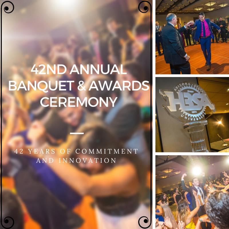 HBSA 42nd Banquet Flyer
