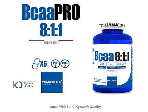 "BCAA PRO 8:1:1 ""KYOWA"" quality  / 200 Tabs"