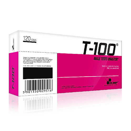 T 100 OLIMP NUTRITION 120 Caps