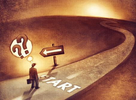 Période de doutes : message de motivation et de conseils
