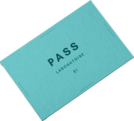 Pass E1 - Laboratoire