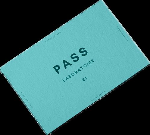 Pass E1 - Laboratoire