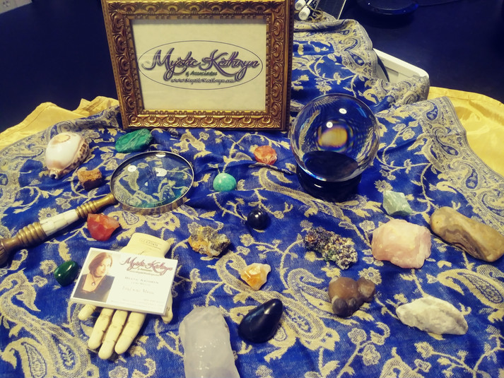 Crystal Readings Fort Worth