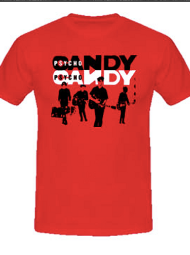 Camiseta de Jesus & Mary Chain