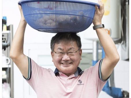 [인터뷰] 민들레의 홀씨처럼 사랑을 퍼뜨리려 … 노숙인에 무료 급식