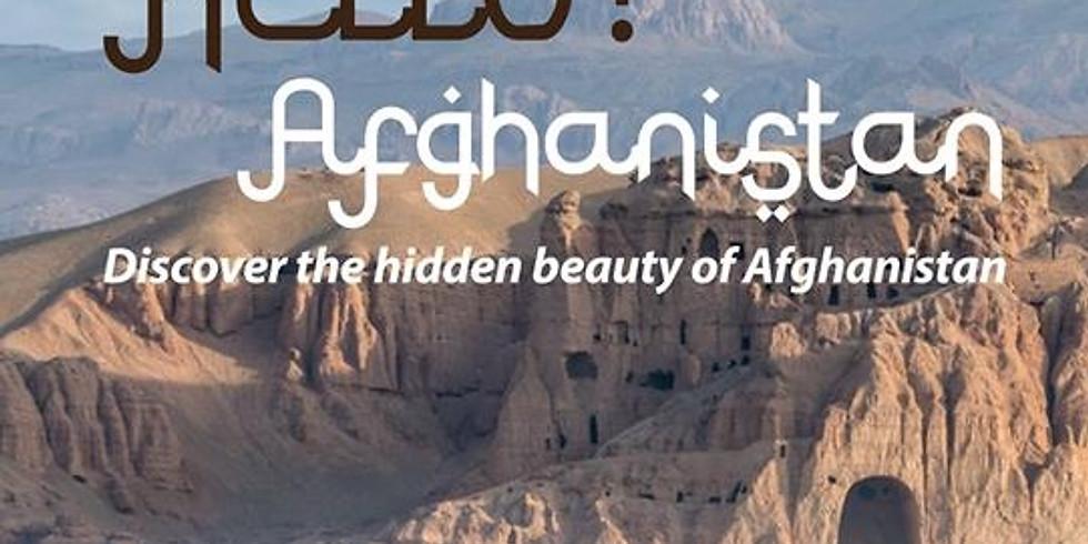 Hello, Afghanistan! : 아프가니스탄의 예술, 문화, 음식을 만나보세요!