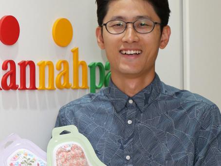 [인터뷰] 친환경 면 생리대 제조, 미혼모·해외에 지원 '사회공헌' 젊은 사업가
