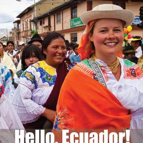"Hello, Ecuador! ""Inti Raymi"" 현장스케치 : 뜨거운 6월의 태양아래 에콰도르의 다채로운 문화를 만나는 시간"