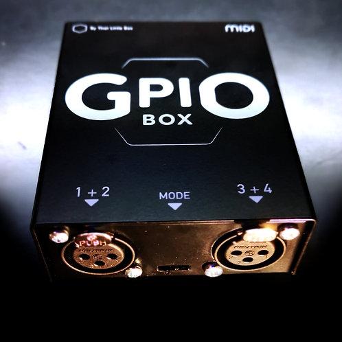 GpiO BOX MIDI