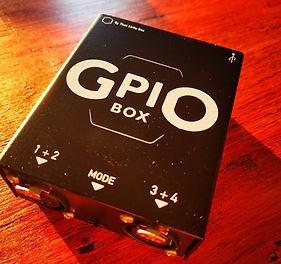 GpiO Box USB