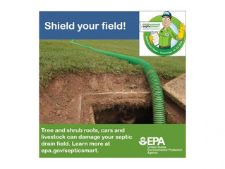 Where is YOUR Septic Field?