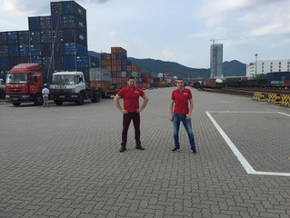 Importing from China – ISF Entry