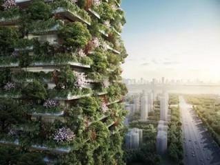 В Нанкине появится первый в Азии «Вертикальный лес»