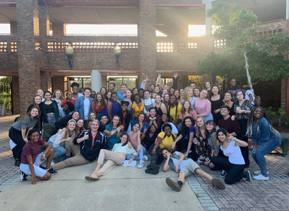 District Thespians 2019-2020