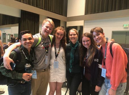 2018-2019 State Thespians